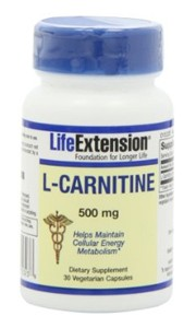 supplement-LCarnitine